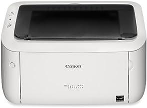 Canon ImageCLASS LBP6030w (8468B003) Monochrome Wireless Laser Printer, Compact Design , White