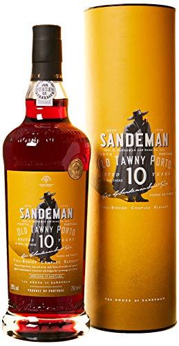 Sandeman 10Y Canister - 0.75 L