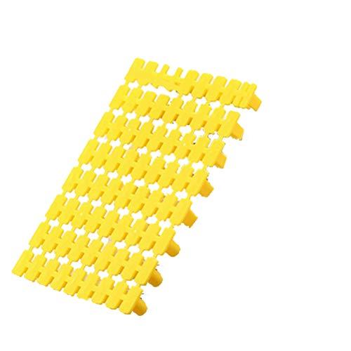 KaariFirefly Molde para galletas, diseño de letras del alfabeto