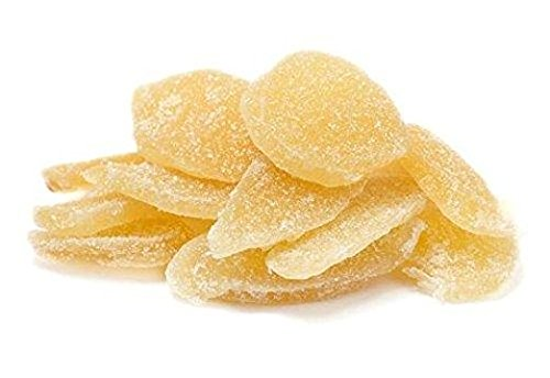 Candy Shop Dried Crystallized Ginger Slices - 2 lb Bag