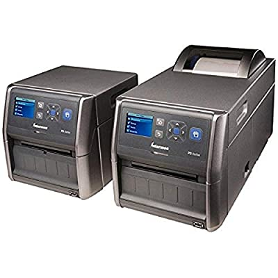 Intermec PD43A03100010201 Series PD43 Light Industrial Printer, Ethernet, Thermal Transfer, 203 dpi, US Cord