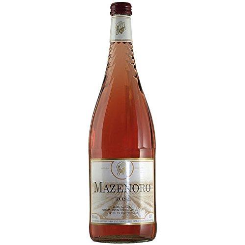 6 Flaschen Roséwein Mazenoro, lieblich a 1000ml