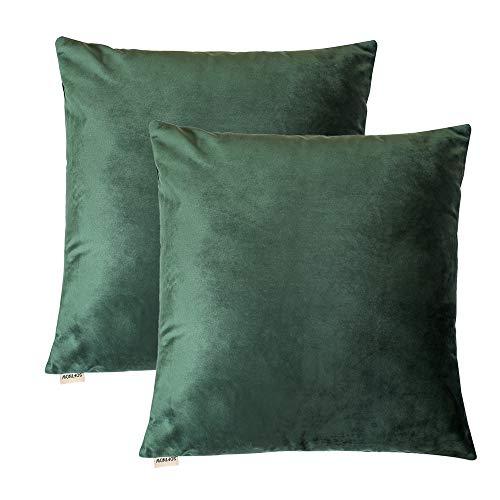 cojín verde de la marca SOFTNOW