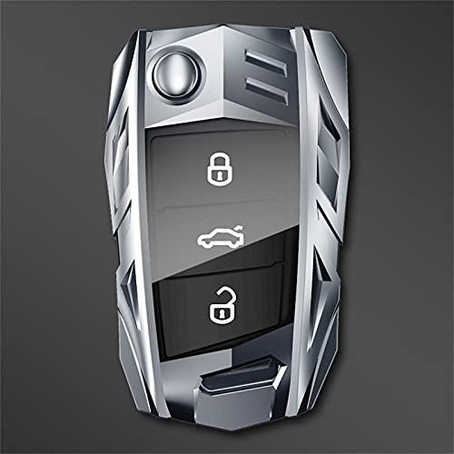 MKXGEA Cubierta de la Caja de la Llave del Coche, para Volkswagen...