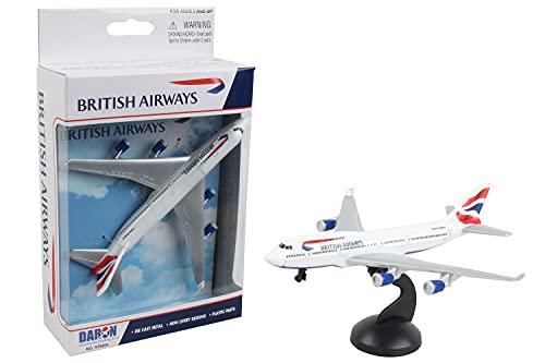 Daron British Airways Single Plane