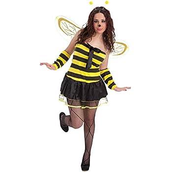 Creaciones Llopis - Disfraz de abeja lazo para adulto, talla única ...