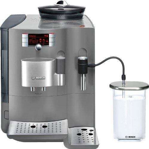 Bosch TES71355DE Machine à café VeroBar 300 AromaPro Gris argent/métal