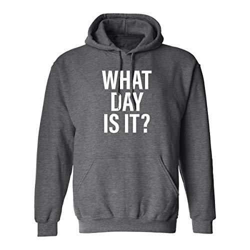 Indrah Womens' Unisex Realistic Big Pockets Drawstring Hoodie Sweatshirt
