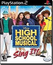 Disney Interactive 71149 Disney High School Musical Sing It - Playstation 2