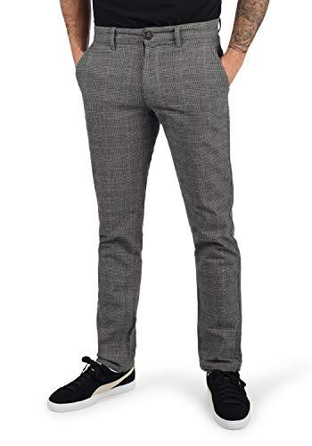 Blend Chester - Pantalones chinos para hombre Negro (70155). 34W x 32L