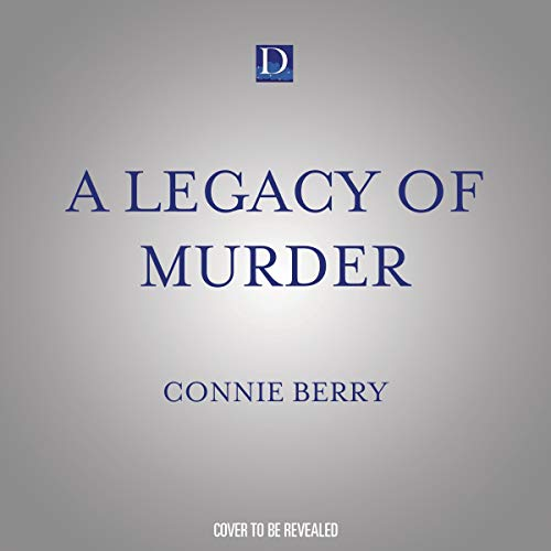 A Legacy of Murder cover art