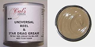 Cal's Universal Reel and Drag Grease (Tan) 1/2 oz.