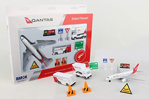 Real Toys RT8551 Qantas Play Set