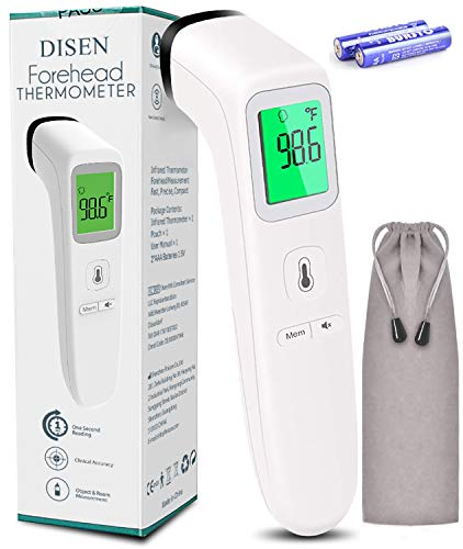 Forehead Thermometer Touchless I...