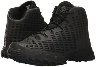 [アンダーアーマー] メンズ 男性用 シューズ 靴 ブーツ 安全靴 ワーカーブーツ UA Acquisition - Black/Black/Black [並行輸入品]
