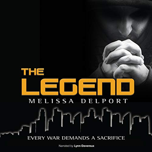 The Legend audiobook cover art