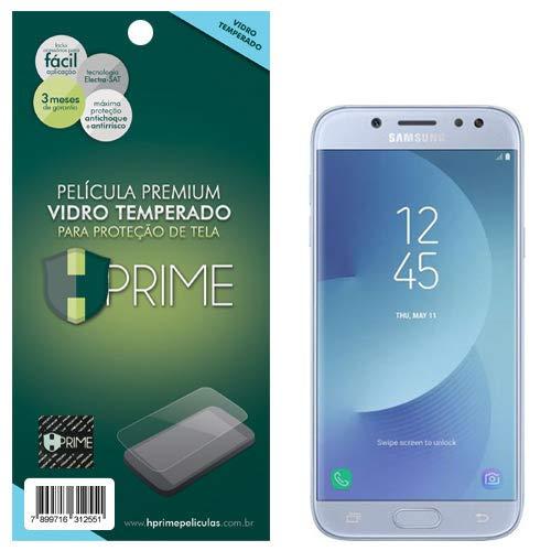 Pelicula de Vidro temperado 9h HPrime para Samsung Galaxy J5 Pro (J5 2017), Hprime, Película Protetora de Tela para Celular, Transparente