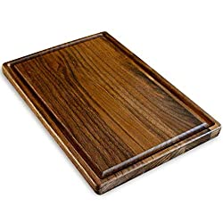 Walnut wood cutting board review
