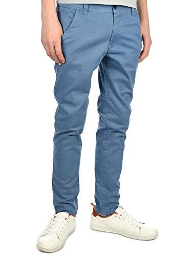 BEZLIT Kinder-Hose Jungen-Hose Chino-Hose Röhre-Hose Straight Fit Stretch RX 22871 Hellblau 146