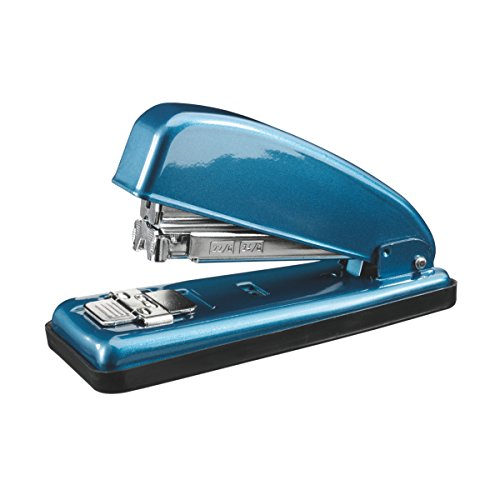 Petrus Grapadora metálica de oficina, Azul, Modelo 226 Perla, 624214