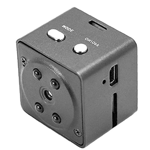FeelMeet Deportes cámara de la cámara DVR Mini cámara HD 1080P A7 pequeña grabadora Exterior inalámbrico de detección de Deportes