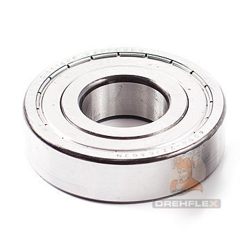 DREHFLEX - Lager/Kugellager 6305 ZZ - staubdicht - 25x62x17mm