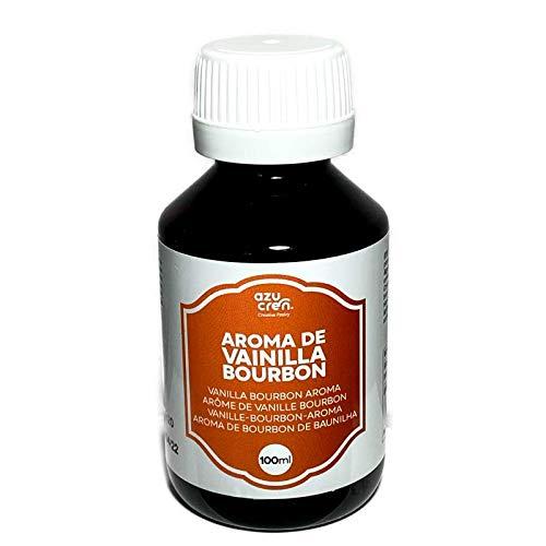 Aroma di Vaniglia Bourbon del Madagascar per Dolci – Aromi Naturali, Baccelli di Vaniglia - 100 ML