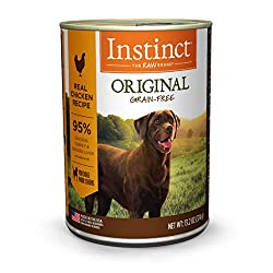 Nature's Variety Instinct - Original Grain Free Wet Canned Dog Food