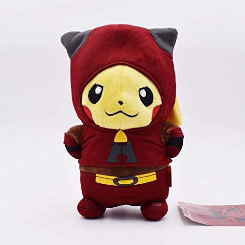 Pokemon Plüsch Team Magma Puppen Puppe gefüllt Peluche Spielzeug 20cm Geben Sie Kinder Geburtstagsgeschenke Laimi