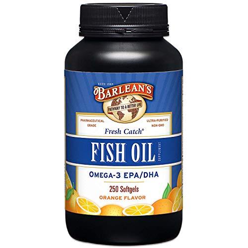 Barlean's Fresh Catch Fish Oil Supp…