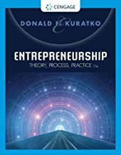 Entrepreneurship: Theory, Process, Practice