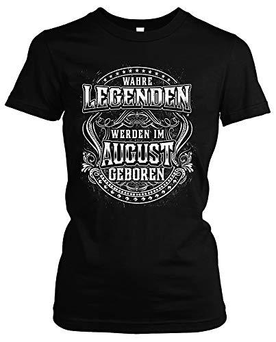 Echte legende verjaardag dames Girlie T-shirt | elke 12 maanden verkrijgbaar! Jubileum Birthday cadeau verjaardagsshirt grappig