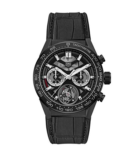 TAG Heuer Carrera Heuer Calibre 02T Tourbillon CAR5A90.FC6415