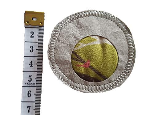 Wechseldeko ☘ Druckknopf ☘ japanisch ☘ Vogel ☘ Button ☘ Mixeeze° ☘ für Stirnband ☘ für Dreieckstuch ☘ Mädchen; Junge; Baby; steingrau