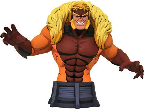 DIAMOND SELECT TOYS Marvel Animated X-Men: Sabretooth Bust