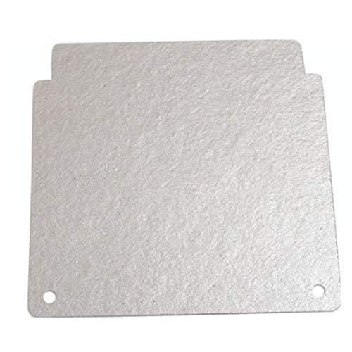 Spares2go Wave Guide Schutzhülle für Samsung MC32F606TCT MC32J7055CT MC32K7055CK Mikrowelle