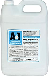 A-1 Hardwater Stain Remover (1 Gallon)
