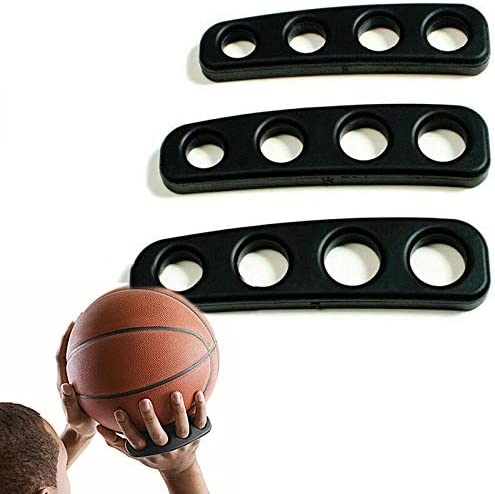 Pack of 3 Basketball Training Equipment aids for Kids Beginners Quick Jumpshot Improvement Shooting product image