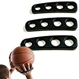 Pack of 3, Basketball Training Equipment aids for Kids Beginners, Quick Jumpshot Improvement Shooting Guard Traning Drills, Free Throw Shooting Drill, Basketball Shooter Practice Aids