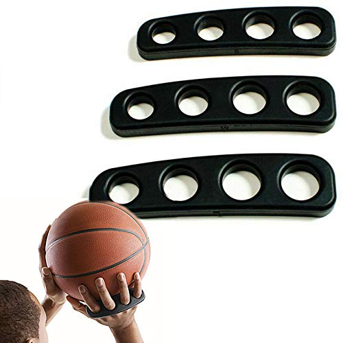 Save %45 Now! Pack of 3, Basketball Training Equipment aids for Kids Beginners, Quick Jumpshot Impro...