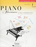 Piano Adventures Level 4 Sightreading Book