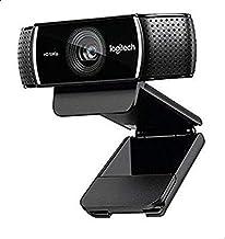 لوجيتك C922x برو ستريم كاميرا ويب 1080 بيكسل اتش دي