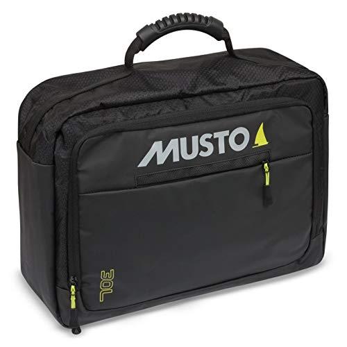 Musto Essential Navigator 30L 30 Liter Kapazität Rucksack Rucksack Tasche Schwarz