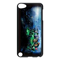 Cool Green Lantern Custom Case Design Perfect Appearance for ipod 5 phone case AB105989