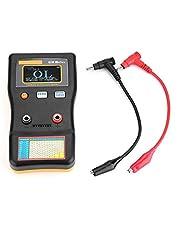 MESR-100 Resistance Capacitance Meter, Auto Ranging In Circuit Tester, Digital kapacitansinduktansmotståndstester, Autorangering av multitester, Auto Rang kapacitansmätare, för reparation av TV, LCD
