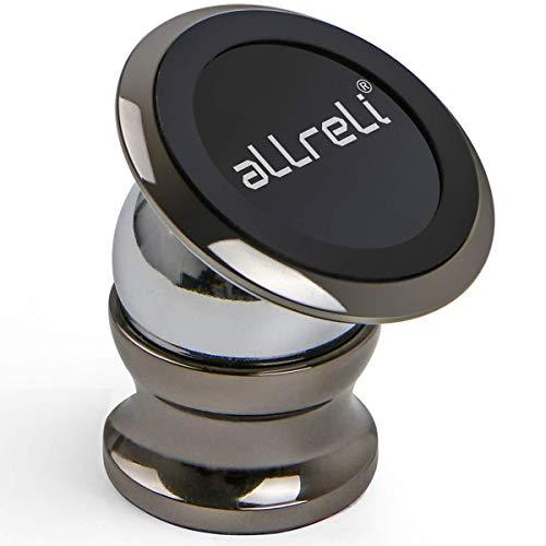 aLLreli Universal Handyhalterung Magnet Auto KFZ Handyhalter für iPhone 8/7 / 6s / 5s, Samsung Note 8 Galaxy S8 und jedes andere Smartphone oder GPS-Gerät