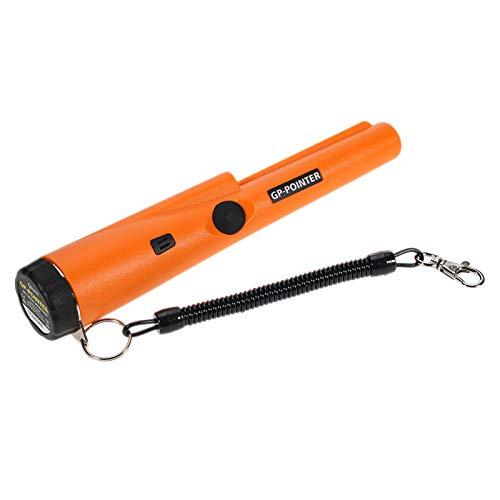 Roeam Metal Detector,GP-POINTER Pin Proiettore Rivelatore Pinpointer Professionali con Custodia Treasure Hunting,Buzzer Vibrazione Automatica Tuning