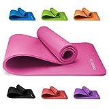 tapis yoga antidérapant