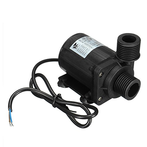 MJJEsports Ip68 DC12 V 5 M 800 L/H Ultra Quiet Brushless motor waterdicht zwembad waterpomp