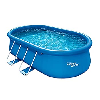 Best oval inflatable pools Reviews